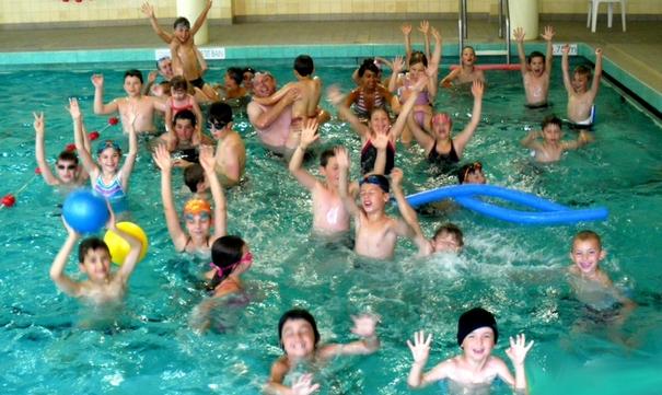 Le Centre Aéré accueille les enfants arsois pendant tout l'été.