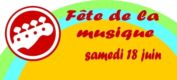 Samedi 18 juin : Fête de la musique