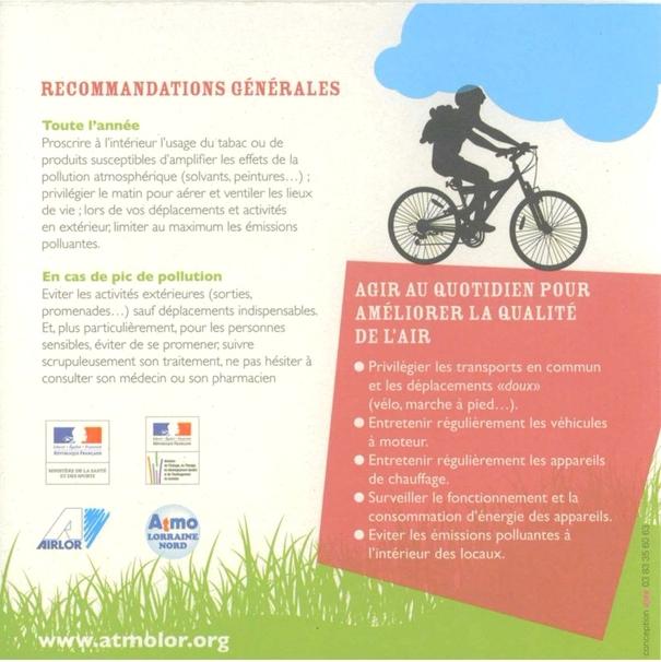 Plan de Protection de l'Atmosphère (PPA) des trois vallées Fensch-Orne-Moselle