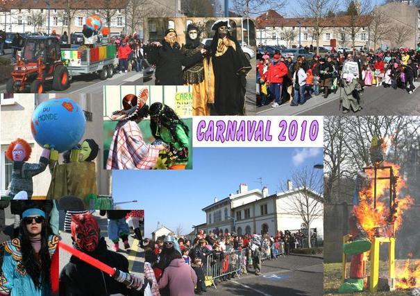 CARNAVAL 2010: ARS-SUR-MOSELLE FAIT LA FETE