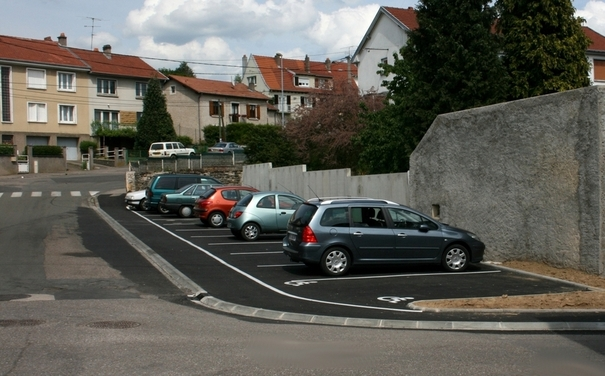 Parking Maud'huy