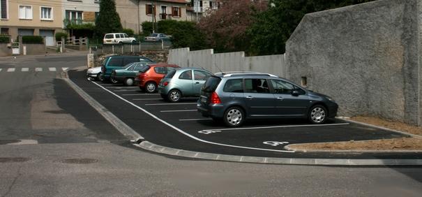 Parking Maud'huy