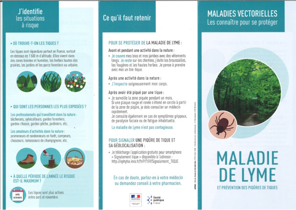 MALADIE DE LYME - infos