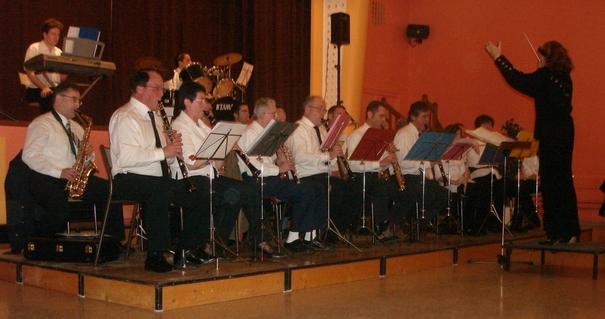 28 novembre 2010: Concert de la Sainte Cécile